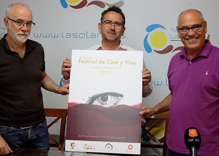 Una mirada en lontananza sobre un mar de vino, imagen del XIV Festival de Cine y Vino 'Ciudad de La Solana'