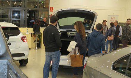 El 8º Salón del Automóvil cumple las expectativas