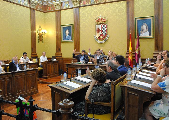 El Pleno de Valdepeñas aprueba nuevas inversiones para la localidad por valor de 800.000 euros