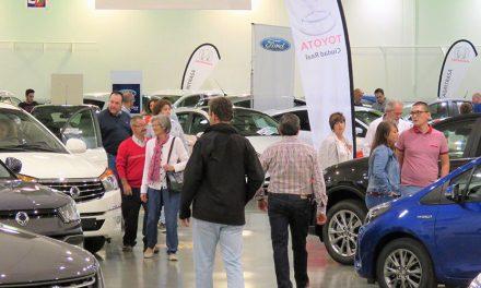 Llega el 8º Salón del Automóvil, la gran oportunidad para quienes buscan coche