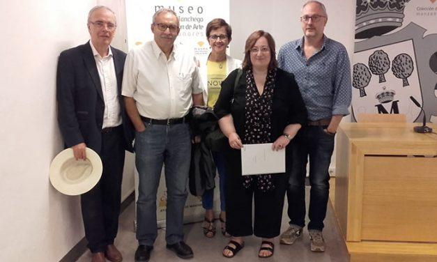 'Aullada' y 'Tabla y musgo', triunfadores de los premios literarios Ciega de Manzanares y Calicanto