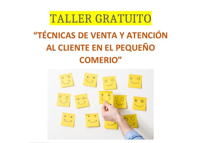 El área de Promoción Económica y la Cámara de Comercio convocan las jornadas formativas 'Técnicas de venta y atención al cliente'