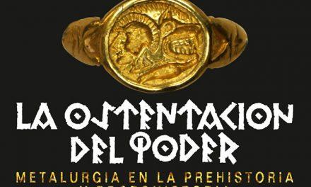 La exposición arqueológica 'La ostentación del poder' llega este viernes a Valdepeñas