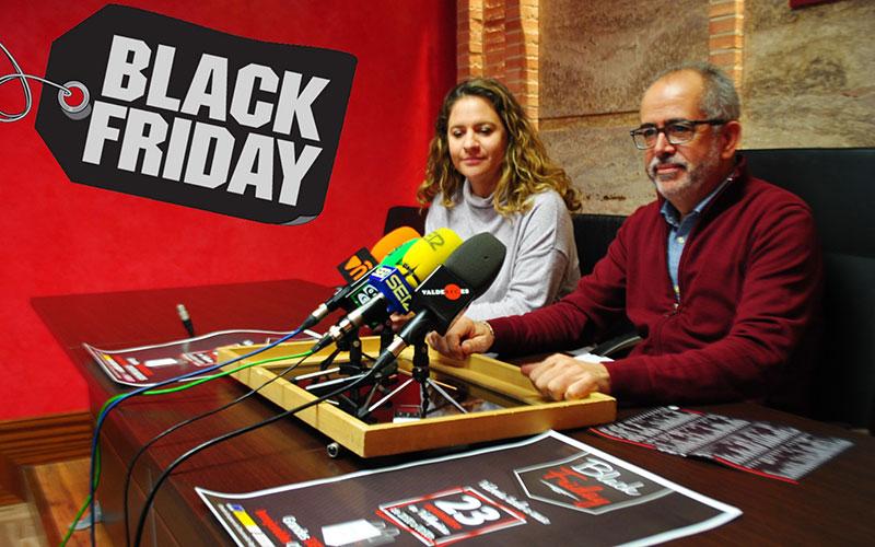 Vuelve la noche 'Black Friday' de Valdepeñas, con 85 establecimientos y hasta el 70% de descuento