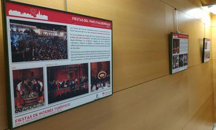 La exposición 'Fiestas de Interés Turístico de Ciudad Real' llega a La Confianza