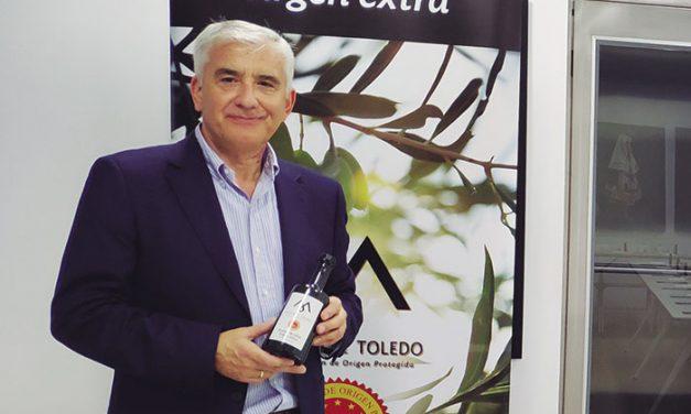 Enrique García Tenorio, director de la DOP Aceite Montes de Toledo