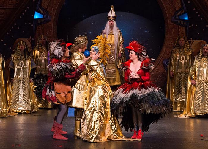 La ópera de Mozart 'La Flauta Mágica' sonará este domingo en Valdepeñas