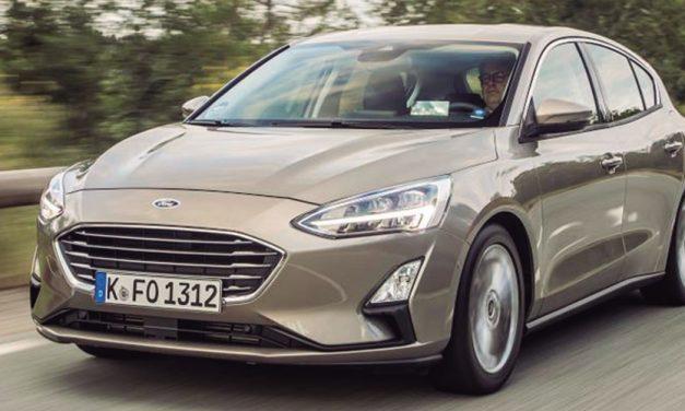 El Nuevo Ford Focus ofrece más espacio que nunca en los asientos posteriores
