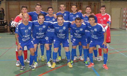 El Manzanares FS Quesos El Hidalgo golpea primero en la final de la Copa Diputación