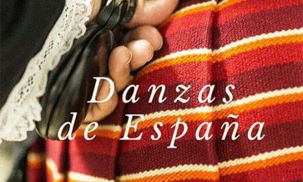 «Danzas de España», el día 2 de diciembre en el Gran Teatro de Manzanares