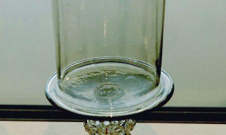 El vidrio, un compañero de 3000 años