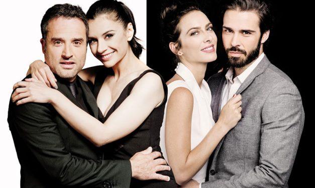Reconocido reparto para 'Dos más dos', este viernes en el Teatro Auditorio de Valdepeñas