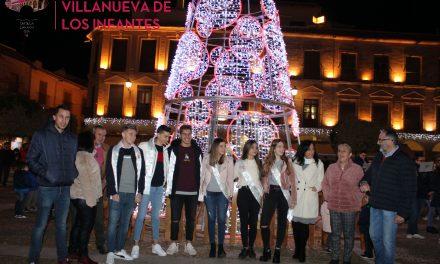 """Inauguración de la XV Feria de Artesanía """"Arte-sano"""", del Belén Municipal y Encendido del Alumbrado de Navidad"""