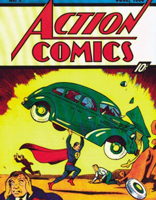 El cómic más conocido y vendido en el mundo
