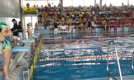 Valdepeñas recibe este fin de semana a 500 nadadores en los IV Campeonatos Provinciales de Natación