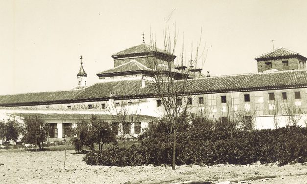 Colegio San Agustín, Valdepeñas