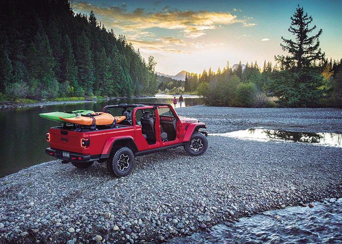 Nuevo Jeep Gladiator 2020