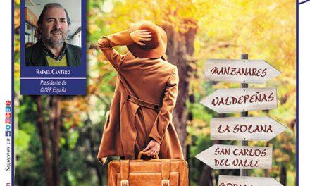 Ayer & hoy – Manzanares-Valdepeñas – Revista Enero 2019