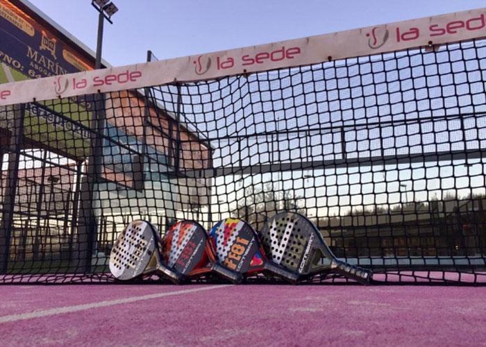 """Club de Pádel La Sede se convierte en el primer """"Club Kombat"""" de la provincia"""
