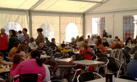 El promotor de la I Feria del Marisco se sincera: 'Ha sido un éxito total, volveremos'