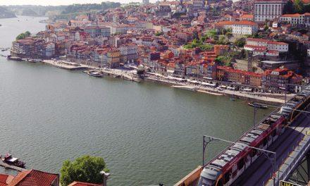 Oporto, la ciudad del Duero