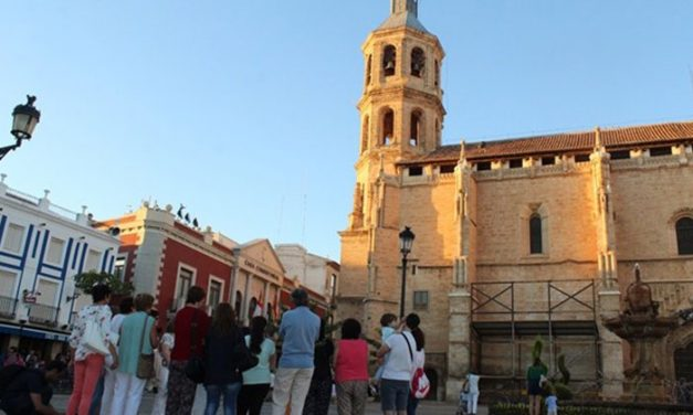 Valdepeñas ha logrado incrementar su turismo en un 5,33% en cuatro años