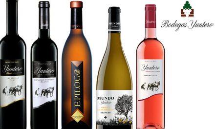 Bodegas Yuntero gana el ORO en Berliner Wein Trophy y cinco trofeos más en Mundus Vini y los Premios DO La Mancha