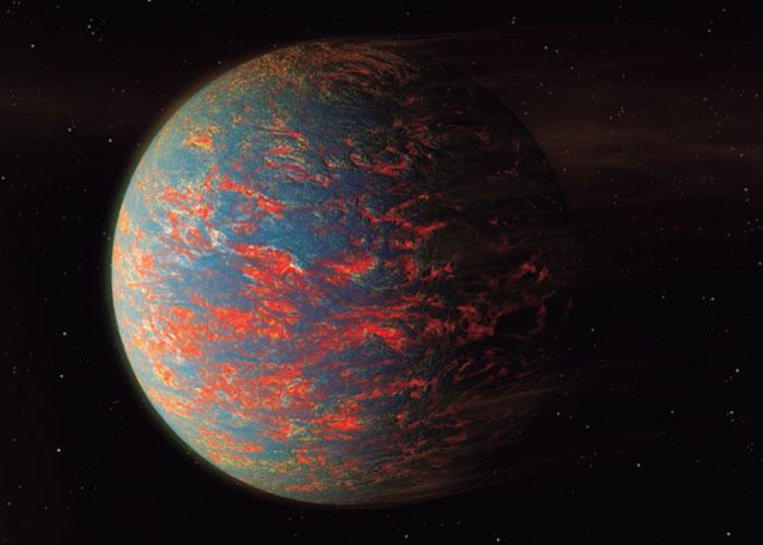 El planeta más denso conocido hasta hoy
