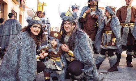 Carnaval, de padres a hijos