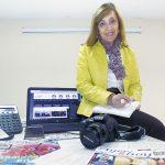 Mar Gómez Torrijos, presidenta de la Asociación de Periodistas de Ciudad Real (APCR)
