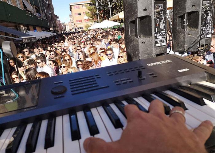 """""""Los 80 Gran Teatro"""" ofreció un espléndido concierto de Planeta 80"""