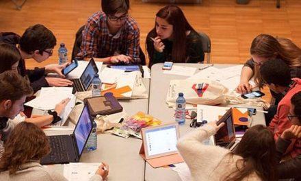 Alumnos de Valdepeñas participan en 'Somos científicos', de Ciudad Ciencia