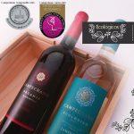 Campechano, el vino ecológico de Santa Catalina, consigue dos destacados premios de Oro y Plata