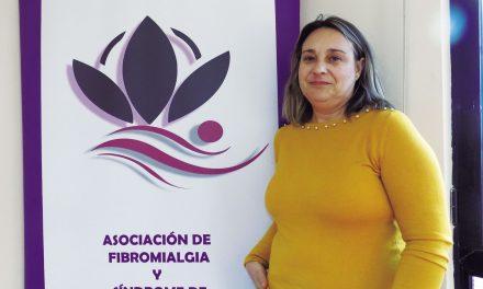 Prado Estradas Díaz, presidenta de FibroReal, Asociación de Enfermos de Fibromialgia y Síndrome de Fatiga Crónica