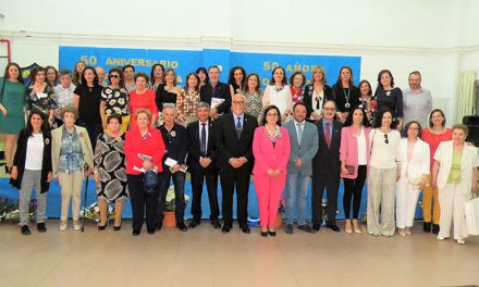 Emoción, recuerdos y agradecimientos en la celebración de los 50 años del colegio 'Altagracia'