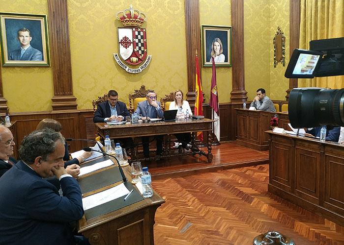 Valdepeñas aprueba una inversión de 200.000 euros en eficiencia energética