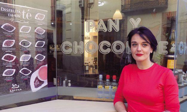 Cafetería Pan y Chocolate (Valdepeñas)