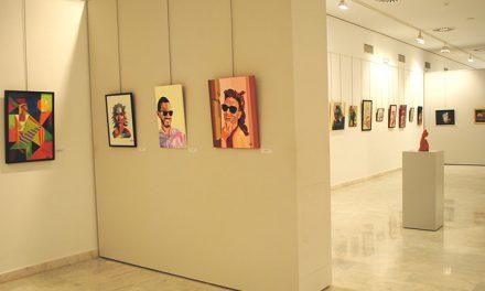 Más de 80 obras se expondrán en la muestra de los 32 Talleres de Artes Plásticas 'Daniel de Campos'