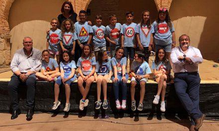 Cuarto puesto para los menores manzanareños en I Certamen del Teatro y la Movilidad
