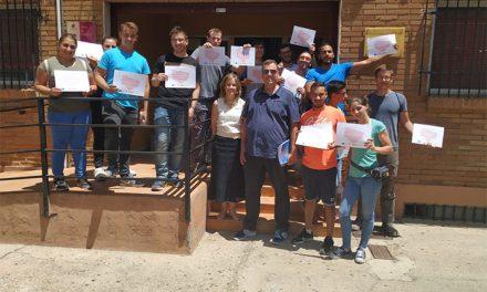 Una treintena de jóvenes se forma como desarrollador java y mozo de almacén en Ciudad Real y Manzanares con el Programa PICE de la Cámara
