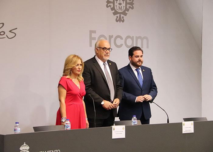 """Julián Nieva: """"Fercam es la mejor feria nacional del campo de maquinaria de carácter anual de España"""""""