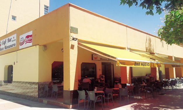 """Café-Bar """"Nuevo Manzanares"""""""