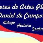 Abierto el plazo de matrícula para los 33 Talleres de Artes Plásticas 'Daniel de Campos'