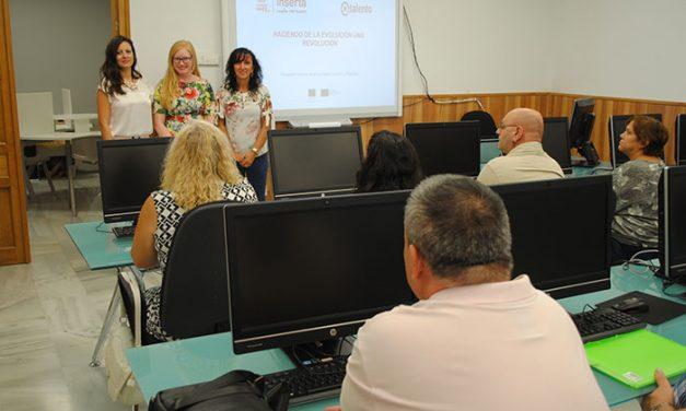 El programa Inserta busca la empleabilidad de personas con discapacidad en Valdepeñas