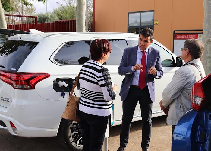 Abre sus puertas en Manzanares la 9ª edición del Salón del Automóvil