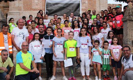 La Solana se unió a la II Carrera 'Todos somos Campo de Montiel'