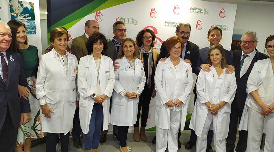 Profesionales de enfermería se reúnen en Valdepeñas en una Jornada de Enfermería Quirúrgica
