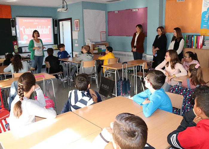 400 escolares de 5º y 6º comienzan una nueva edición de 'Navidades sostenibles'