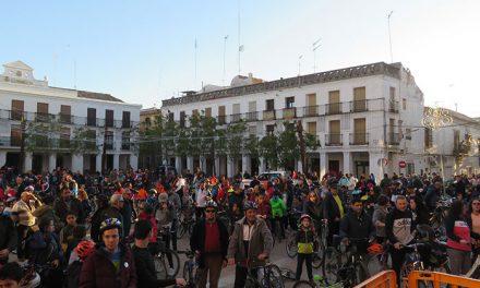 Nueva edición de la fiesta solidaria de la bicicleta