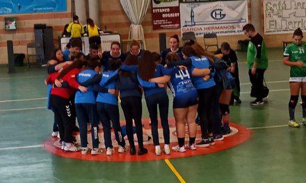 Segunda victoria consecutiva del Opticalia BM Manzanares (17-26)